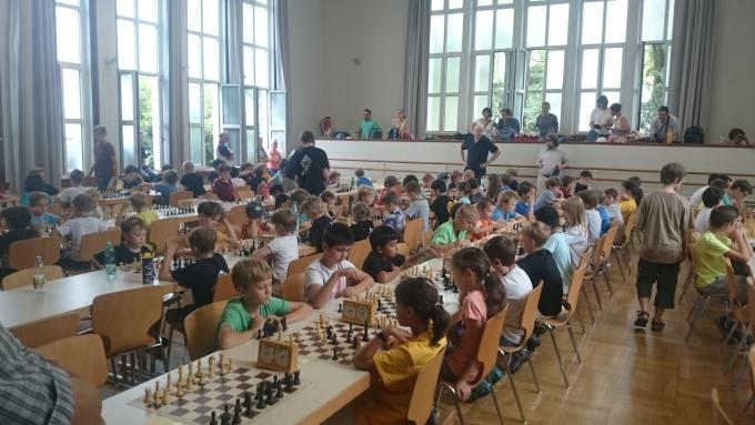 Karlsruher Jugendopen SC Untergrombach